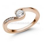 E119RB Gyémánt gyűrű