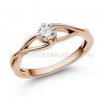 E120RB Gyémánt gyűrű