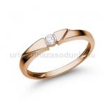 E12RB Gyémánt gyűrű
