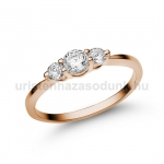 E16RB Gyémánt gyűrű