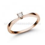 E1RB Gyémánt gyűrű