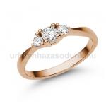 E208RB Gyémánt gyűrű