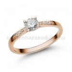 E210RB Gyémánt gyűrű