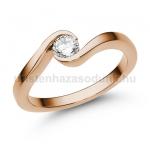 E212RB Gyémánt gyűrű