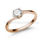 E214RB Gyémánt gyűrű