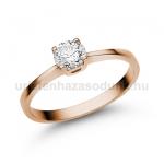 E21RB Gyémánt gyűrű