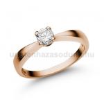 E23RB Gyémánt gyűrű
