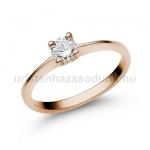 E25RB Gyémánt gyűrű