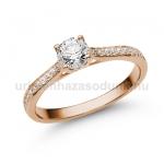 E28RB Gyémánt gyűrű
