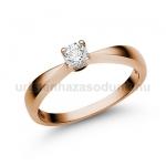 E2RB Gyémánt gyűrű