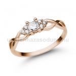 E301RB Gyémánt gyűrű
