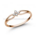E305RB Gyémánt gyűrű