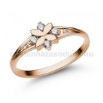 E308RB Gyémánt gyűrű