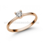 E309RB Gyémánt gyűrű