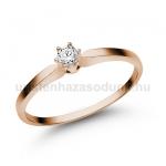 E331RB Gyémánt gyűrű