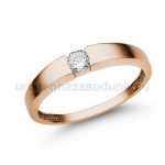 E345RB Gyémánt gyűrű