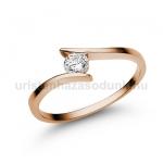 E3RB Gyémánt gyűrű