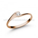 E5RB Gyémánt gyűrű
