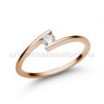 E7RB Gyémánt gyűrű