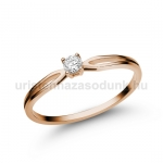 E8RB Gyémánt gyűrű
