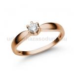 E9RB Gyémánt gyűrű