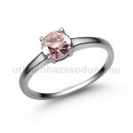E24FZR Rózsaszín zafír gyűrű