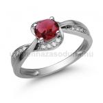 E108FR Rubin gyűrű