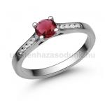 E109FR Rubin gyűrű