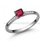 E110FR Rubin gyűrű