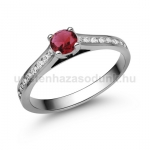 E111FR Rubin gyűrű