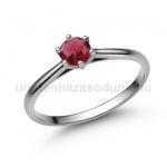 E114FR Rubin gyűrű