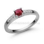 E115FR Rubin gyűrű