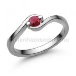 E116FR Rubin gyűrű