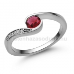 E119FR Rubin gyűrű