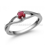 E120FR Rubin gyűrű