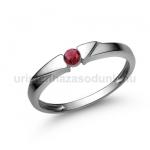 E12FR Rubin gyűrű