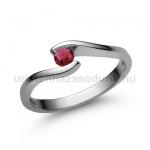 E14FR Rubin gyűrű