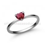 E15FR Rubin gyűrű