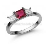 E201FR Rubin gyűrű