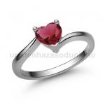 E207FR Rubin gyűrű