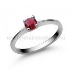 E25FR Rubin gyűrű