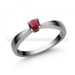 E2FR Rubin gyűrű