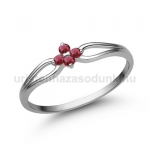 E305FR Rubin gyűrű