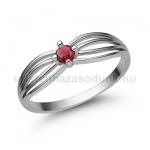 E321FR Rubin gyűrű