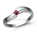 E325FR Rubin gyűrű