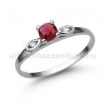 E327FR Rubin gyűrű