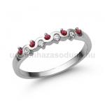 E328FR Rubin gyűrű