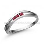 E329FR Rubin gyűrű