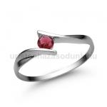 E333FR Rubin gyűrű