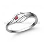 E335FR Rubin gyűrű